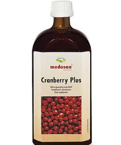 Sirup mit Cranberry