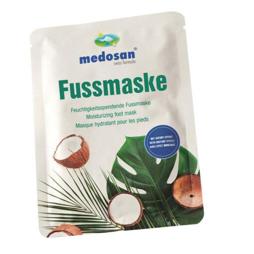 Fussmaske