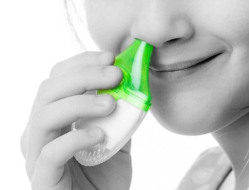 Salzlufttherapie,Bronchialinhalator,Inhalator