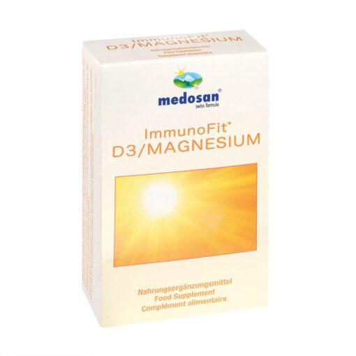 Immunsystem,Magnesium,Vitamin D3
