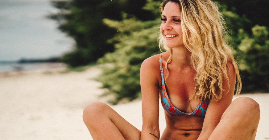 Eine gute Figur am Strand setzt voraus, dass Sie Ihre Ernährung planen und gezielt gegen lästige Pfunde vorgehen.