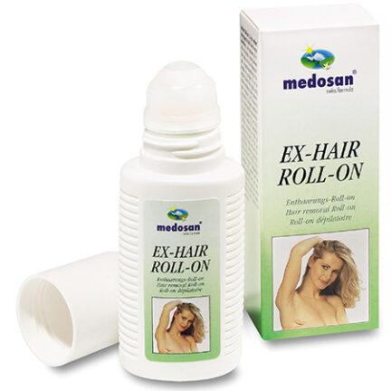 ex hair roll on medosan enthaarung