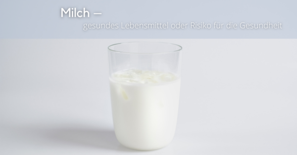 Milch steht mittlerweile im Verdacht, sich nicht nur positiv auf die Gesundheit auszuwirken.